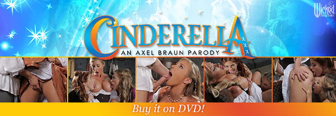 Shop now, Cinderella XXX: An Axel Braun Parody  from Wicked Pictures at .!