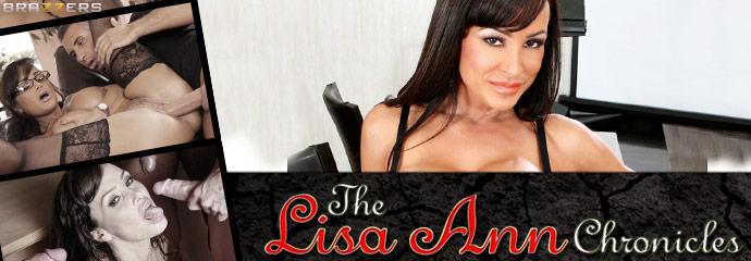 Shop now, Lisa Ann Chronicles from Brazzers starring MILF superstar Lisa Ann!